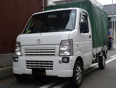独立開業を支援します。軽貨物オーナードライバー募集 大阪 堺 求人 軽貨物急送