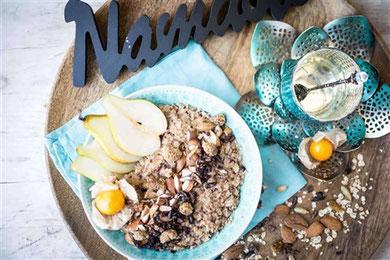 Ayurvedisches Frühstück, Yoga Frühstück, Ayurvedischer Brunch, Yoga und Ayurveda
