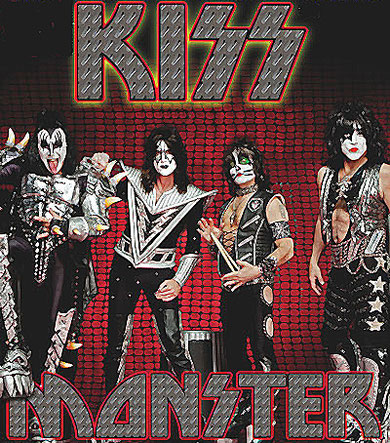 KISS MONSTER COVER