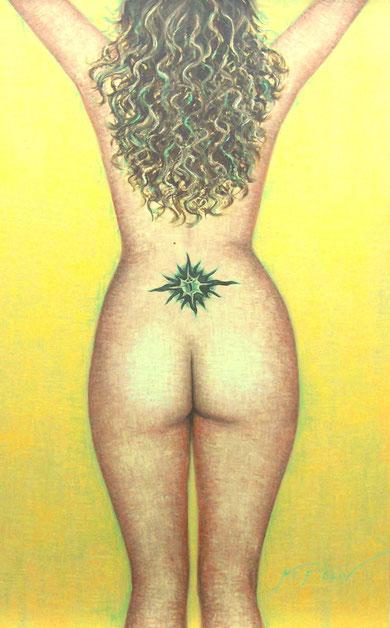 Tatuaje - 73 x 116 cm