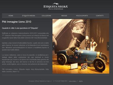 77° edizione Pitti Image Uomo 2010