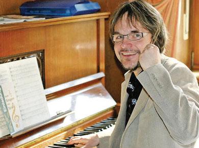 Der neue Chorleiter für inTakt - Rudolf Wurm - 2011