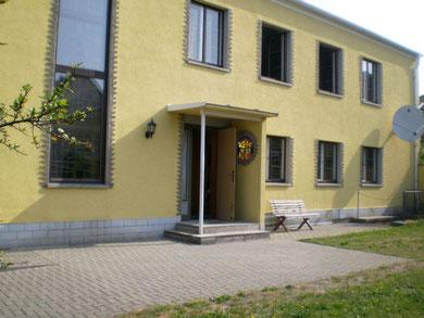 Gemeindehaus Brandis