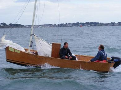 FLOUKA OU PELLUREN - Sardine boats