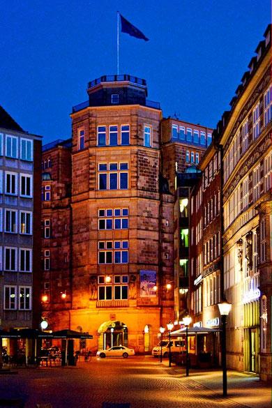 Bremen - Sonntagnacht in der City 3