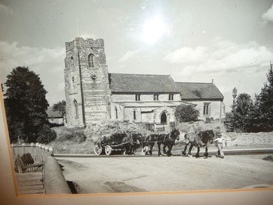 Top of hill, date not known (provided by Becky Flynn)