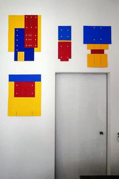Beni Cohen-Or, Galerie SEHR 2018, Koblenz
