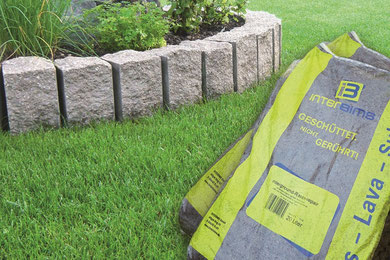 substrate for lawn greening