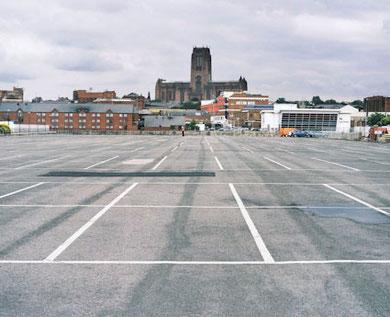 SERIE: Liverpool, 2005, Farbnegativ