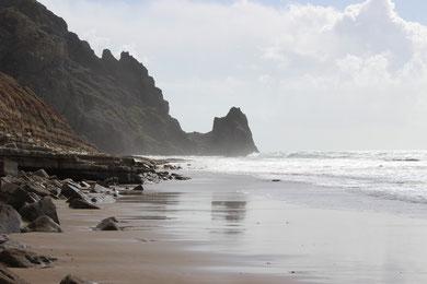 Rocha Negra, Praia da Luz, Algarve, Portugal
