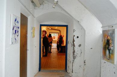 Utställning på Gallerie Hörle Slott  9-10-2010