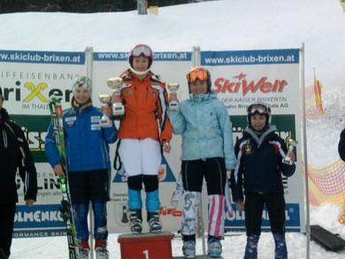 Hanna Magreiter, Katrin Hinterholzer, Anette Riedmann
