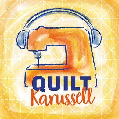 Antje Rübertus bei Quilt Karussell