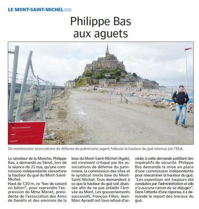 La Manche Libre, 01.06.2013
