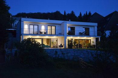 Vermietung: Linke Doppelhaushälfte