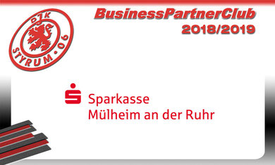 Sparkasse Mülheim an der Ruhr Business PartnerClub 2018 2019