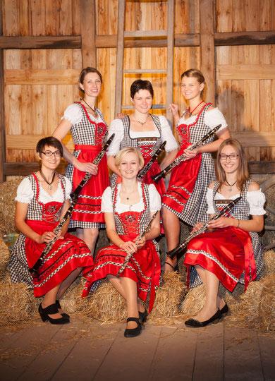 Gruppenbild Holz