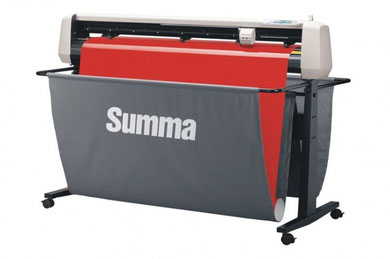 summa folienplotter