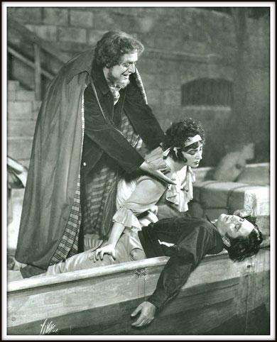 Giacomo Puccini IL TABARRO - con Luigi Montesanto (Michele) e Giulio Crimi (Luigi)