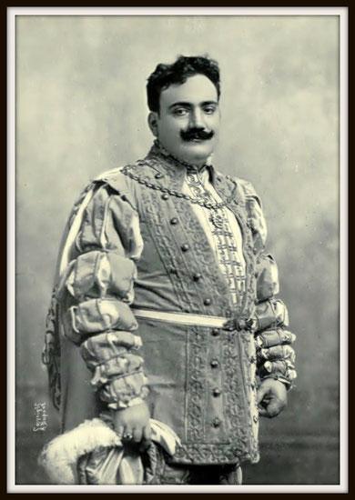 Amilcare Ponchielli LA GIOCONDA (Enzo Grimaldo)