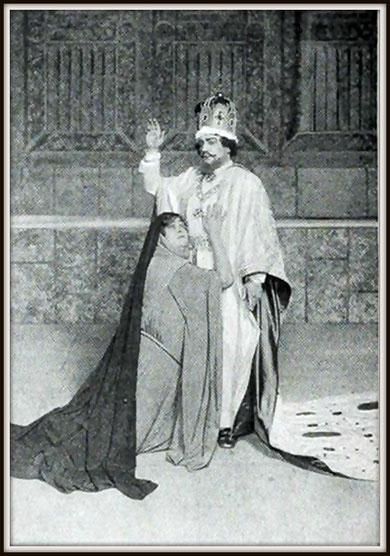 Giacomo Meyerbeer - LE PROPHÉTE (Jean de Leyde) - con Margarete Matzenauer (Fidés)