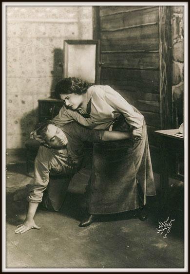 Giacomo Puccini LA FANCIULLA DEL WEST (Dick Johnson) con Emmy Destinn (Minnie)  - Metropolitan N.Y. 10.12.1910 (prima assoluta)