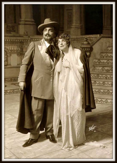 Gustave Charpentier LOUISE  - con Enrico Caruso