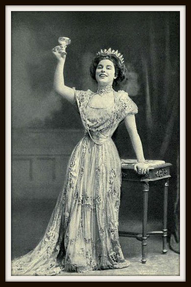 Giuseppe Verdi LA TRAVIATA (Violetta Valery)
