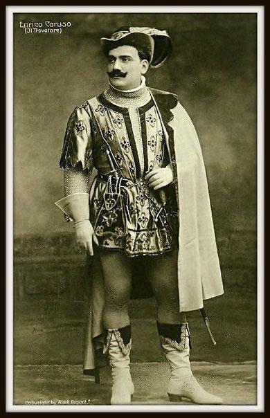 Giuseppe Verdi IL TROVATORE (Manrico)