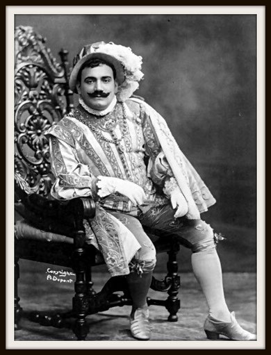 Giuseppe Verdi RIGOLETTO (Il Duca di Mantova)
