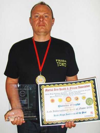Master Patrice Elophe
