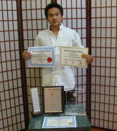Grandmaster Quoc L. Tran / USA