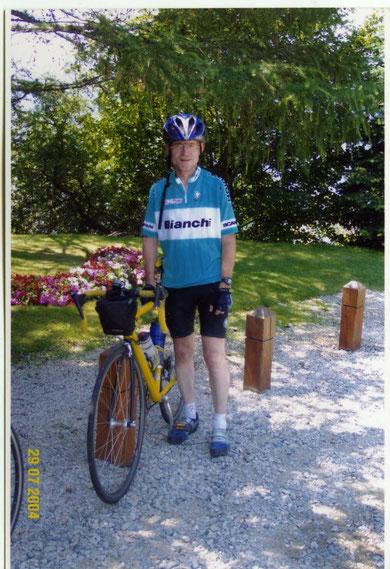 20 kg leichter als heute und fit wie ein Turnschuh:):)