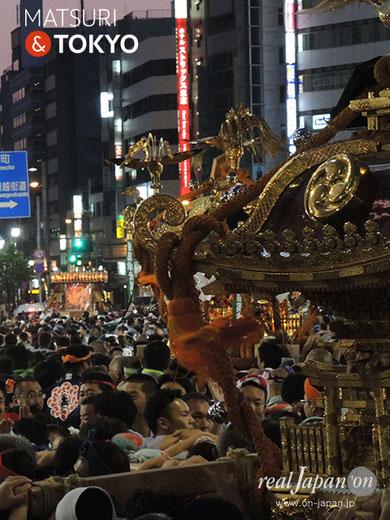 池袋,ふくろ祭り,パレード,平成30年