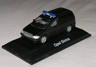 Opel Sintra Schwarz, mit LED Beleuchtung