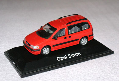 Opel Sintra Rot