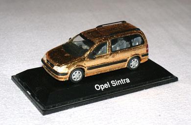 Opel Sintra echt Gold