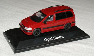 Opel Sintra Nachbau, des Sintra von pumuckelsintra ein Geschenk zum 50. Geburtstag