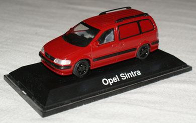 Opel Sintra Feuerrot