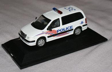 Chevy Venture Police Washington DC