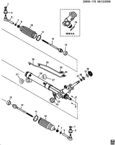 Opel Sintra / Trans Sport Kengetriebe