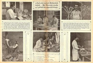 Artikel Christelijk 5 cents blad 1914