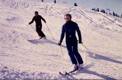 Übungsleiterlehrgang 1977