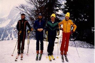 Vereinsausflug 1977