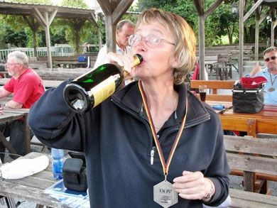 Birgit Stiebeling. Prost