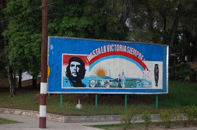 Che ist allgegenwärtig