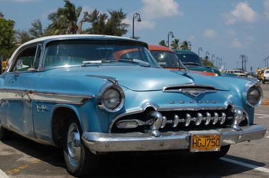 Cuba ist das größte Oldtimer Freilicht-Museum, es gibt noch ca. 60.000 davon auf Cuba´s Straßen zu bestaunen