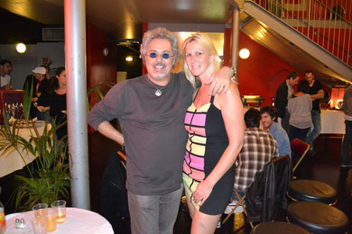 Kéty Lucy et Patrick Hernandez 2011