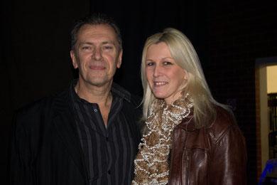 Kéty Lucy et Richard Sanderson 2012