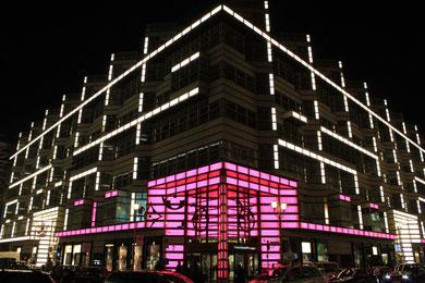 Quartier 206 an der Friedrichstraße